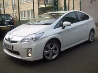 TOYOTA PRIUS NEW SHAPE 2011 +++ UK CAR +++ HYBRID ELECTRIC +++ PCO UBER READY +++ 5 DOOR HATCHBACK