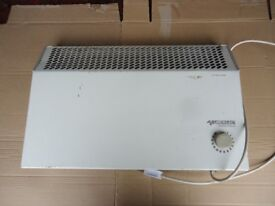 NEWLEC wall mounted heater in good working order