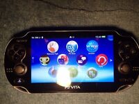 PS Vita PCH-1103 3G with 64gb Memory Card Firmware 3.60