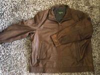 Hidepark leather jacket
