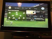 Xbox 250gb/ 42in Samsung tv