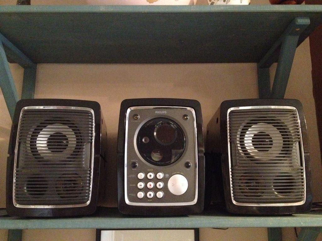 Philips Cd Radio Player In Eastville Bristol Gumtree
