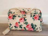 Lovely rose laptop bag/work bag