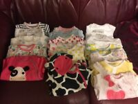 Excellent condition first size baby clothes