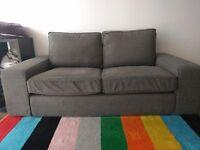 Ikea 2-seater sofa