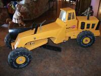 "Super grader articulé TONKA serie "" orange """
