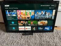 """42"""" Panasonic Viera TV FREEVIEW HDMI"""