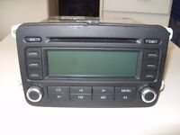 VW CAR STEREO RADIO CD PLAYER