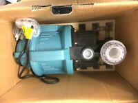 Erbauer Irrigation Water Pump Brand New never used
