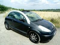 CITROËN C3 CONVERTIBLE WITH FULL ELECTRIC SUNROOF 1 OWNER AND FULL SERVICE HISTORY