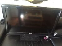 32in toshiba regza lcd with freeview
