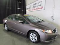 2013 Honda Civic LX AUTOMATIQUE