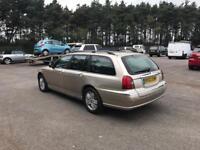 Rover 75 cdt connoisseur estate diesel 2004