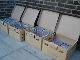 FREE DELIVERY Star Trek DS9 and Voyager VHS Complete Collection