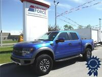 2013 Ford F150 SVT Raptor Supercrew-Loaded-Very Clean-Certified