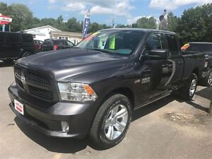 2017 Ram 1500 ST Express ONLY 177 KM BRAND NEW
