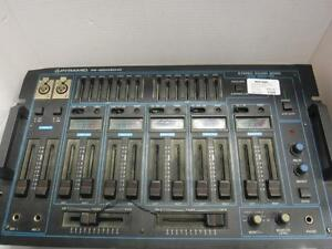 Pyramid Stereo Sound Mixer. We Sell Used Audio Equipment. 113662