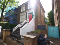 Large 2 bed in the heart of Kentish Town NW5 with a garden.