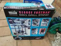 George Foreman BBQ Grill Stand