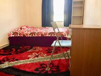 Spacious & furnished Room for a professional @Canary Wharf/Poplar/Docklands- 1 min away from station