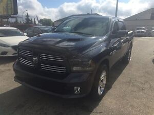 2015 Ram 1500 FULLY LOADED WITH LOTS OF WARRANY LEFT BEST PRICES Edmonton Edmonton Area image 3