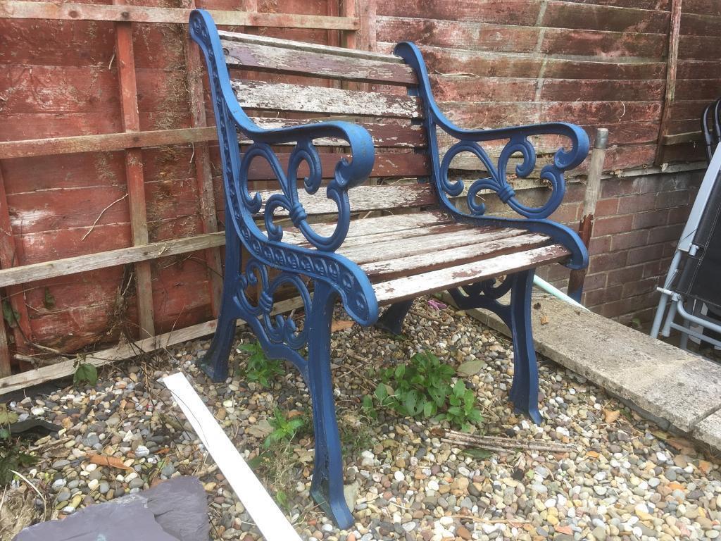 Cast iron garden furniture newcastle