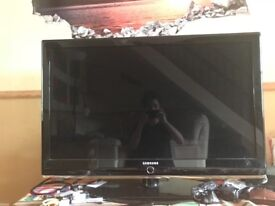 Samsung tv 100cm diagonal