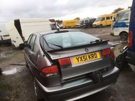 Saab 93 Diesel PARTS AVAILABLE