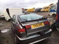 Saab 93 Diesel PARTS AVAILABLE