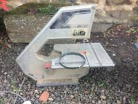 Bandsaw small 2 speed craft bandsaw.