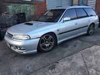 Subaru Legacy gt twin turbo