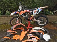 Ktm 85sx big wheel 2014