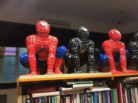 Hand Made Resin Spider-Man