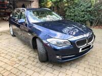 BMW 525d Tourer Auto, Towbar, FSH