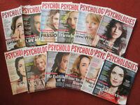 Psychologies Magazines 2011 x 12