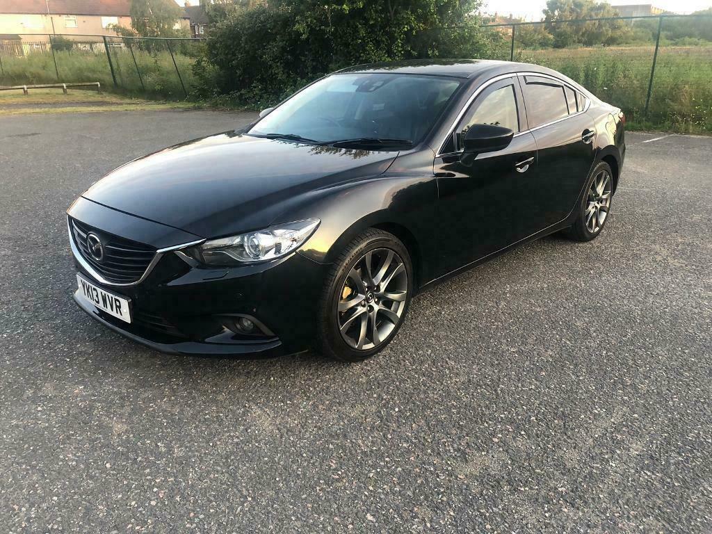 Mazda 6 Sport >> 2013 13reg Mazda 6 Sport Nav Skyactive Black Top Spec New Shape In Liverpool Merseyside Gumtree