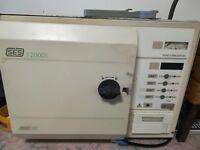 Little sister ses 2000 autoclave, needs repair