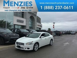 2013 Nissan Maxima SV, Bluetooth, Leather, Sunroof, Clean Carpro