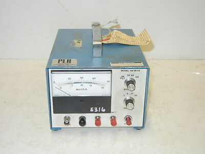 Pcb Piezotronics 487m149 Used Displacement Monitor 487m149