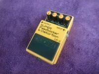 Boss DF-2 Super Feedbacker and Distortion. Made in Japan