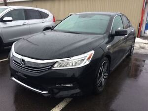 2017 Honda Accord Touring V6, Cuir, Navigation/gps
