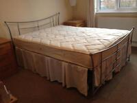 KS Bed with/without mattress