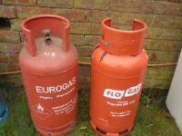 19kg propane gas bottle EMPTY
