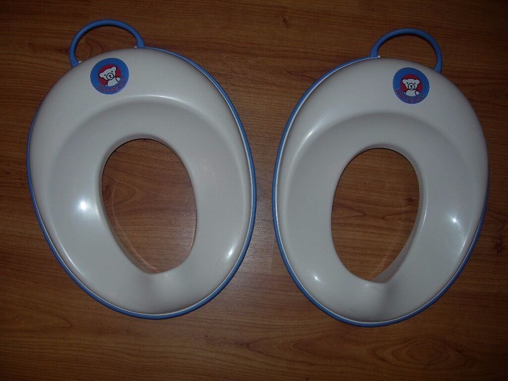 Baby Bjorn toilet trainer seat and step stool