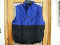 Genuine Helly Hansen Waterproof Heavy Duty Body Warmer