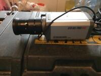50mm lens CCTV camera