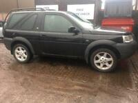 Land Rover freelander td4 diesel new clutch
