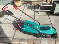 Bosch Rotak 32R electric corded lawnmower