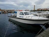 35ft fast fishing boat/commercial