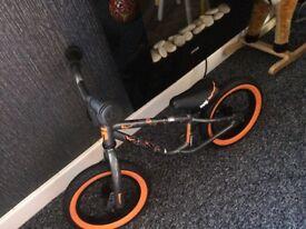 """kids 12"""" balance bike"""